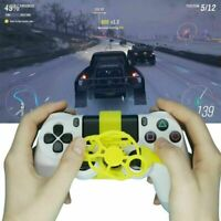Racing-Game Mini Lenkrad-Controller Ersatz für Sony PS4 Playstation 4 Konsole MV