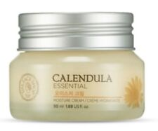 The Face Shop Calendula Essential Moisture Cream 50ml Korean Cosmetics