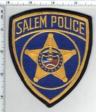 Salem Police (Oregon) Shoulder Patch from the 1980's