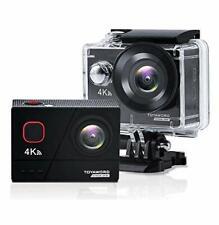 Action Camera 4K 60fps 20MP WiFi Ultra HD 131ft Waterproof Underwater Camera...