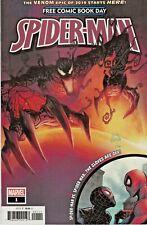 Marvels Spiderman Venom #1 2019 FCBD NM/MT  9.6-9.8!!