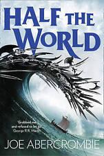 Half the World by Joe Abercrombie (Hardback, 2015)