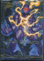 2016 Marvel Masterpieces Gold Signature Trading Card #67 Ultron /999