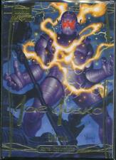 2016 Marvel Masterpieces Gold Foil Signature Trading Card #67 Ultron