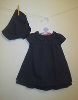 new baby girls faMouS dress knickers set age 0-3 3-6 6-9 9-12 12-18 18-24 months