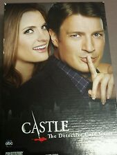 Castle The Detective Card Game (Used)