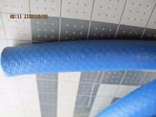 """¾"""" Blue Silicone High Temp High Performance Heater Hose -65° to +350°F"""