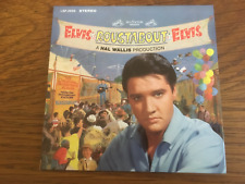 "Elvis Presley ""Roustabout OST"" Replica Mini LP Style Card Sleeve NEW CD (2016)"