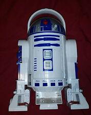 Star Wars 1997 R2-D2 Data Droid Cassette Tape Player Storage Tiger Electronics