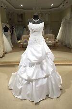 Maggie Sottero Wedding Dress Estella Size 8 White NWT