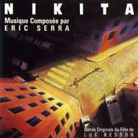 Eric Serra CD Nikita (Bande Originale Du Film De Luc Besson) - France (VG/VG)
