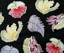 New Zealand Native Flora-Quilting Fabric  .50cm = 2 fat quarters
