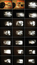 Super 8 mm Film Ton.Panik im Tokio Express.Ein Höllenfahrt Japanfil.Action films