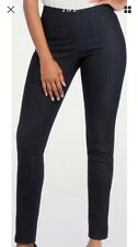 16 NWT Not Your Daughters Jeans NYDJ Poppy Pull On Legging Dark Enzyme