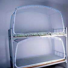 Student Dormitory Bunk Bed Mosquito Net Easy Tent Single Zipper Door With Frame