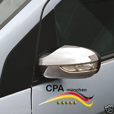 Chrom Spiegelkappen Cover Mercedes A-Klasse W169/B-Klasse W245 bis Bj. 05-2008