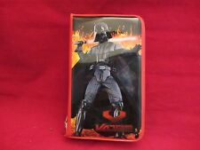 Star Wars Vader Plastic Zippered Case by Gallerie  NEW  (0116DJ^ ) 33329