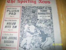 Notre Dame Fighting Irish Cover Story - November 5, 1966 Sporting News Magazine