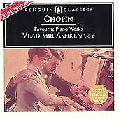 Frederic Chopin - Favourites Piano Works (CD 1999)