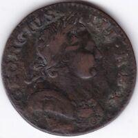 1770 George III Half-Penny***Collectors***Copper***