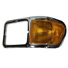 OEM NEW 2006-2009 Ford F650 F750 Turn Signal Corner Parking Light Chrome Bezel