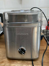 Cuisinart ice cream maker ICE30BCU