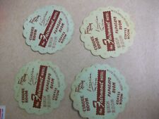 Fairmont Hotel San Francisco Bar Coasters Lot Cirque Birch Papagayo Tonga Room
