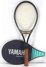 Vintage Yamaha Graphite 55 Tennis Racquet Grip L 4 1/2
