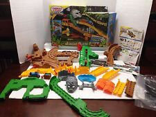 THOMAS & FRIENDS TAKE-N-PLAY JUNGLE QUEST COMPLETE UNUSED IN OPENED BOX