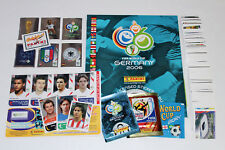 PANINI WC WM GERMANY 2006 06 – Complete Sticker Set 0-596 + album + 7 aggiornamenti