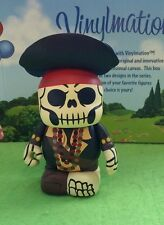 "Disney Vinylmation 3"" Park Set 1 Pirates of Caribbean Skeleton Beaded Hat"