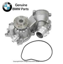 BMW E60 E63 E70 06-10 Water Pump with Gasket and O-Ring GENUINE 11517586779