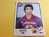 PIN FIORENTINA FIGURINA ALBUM CALCIATORI PANINI 1982/83 n°101 rec