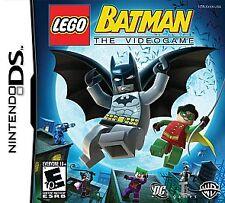 LEGO Batman [ The VideoGame ] (DS) NEW Nintendo