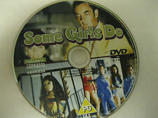 SOME GIRLS DO starring Richard Johnson, Daliah Lavi, Beba Loncar {DVD}