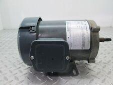 GE COMMERCIAL MOTORS A-C MOTOR K630 3/4 HP 3450/2850 RPM