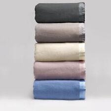 Patternless 100% Wool Blankets