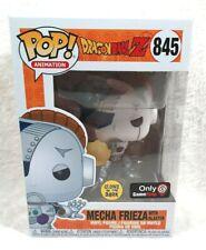 Funko POP! Mecha Frieza GITD Chase #845 Gamestop Exclusive from DBZ Box
