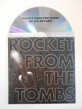 ROCKET FROM THE TOMBS : BLACK RECORD ♦ CD ALBUM PORT GRATUIT ♦