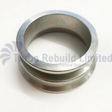 """Turbo Turbocharger 2.5"""" - 3""""  Steel V Band Exhaust Downpipe Reducer Adaptor"""