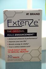ExtenZe The Original Male Sexual Enhancement Dietary Supplement 30 Tablets