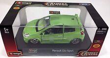 BBurago 1:32 Renault Clio Sport 18-42000