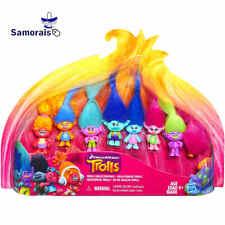 DreamWorks Trolls 2016 Troll Collection Pack Toys Kids Children 8 Dolls Pack