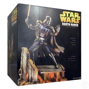 Star Wars Cinemascape Darth Vader Statue 18 inches tall