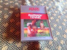 Realsports Tennis - Atari 2600