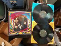 JEFFERSON AIRPLANE 2400 Fulton Street Double Vinyl LP 1987 RCA 5724-1-R