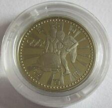Japan 500 Yen 1997 Olympia Nagano Bob PP