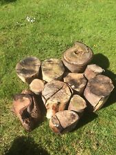Hardwood Logs For Sale, Firewood. Possibly Suitable For Turning