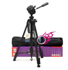 portable metal Tripod For Professional Digital SLR Camera Weifeng WT-3730