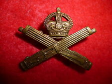 Machine Gun Corps / Canadian MGC CEF Imperial Pattern Collar Badge